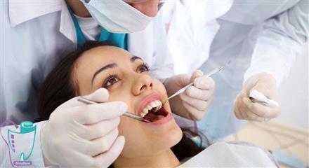 ناراحتیهای دهان و دندان باید قبل از اعمال لمینت سرامیکی درمان شود