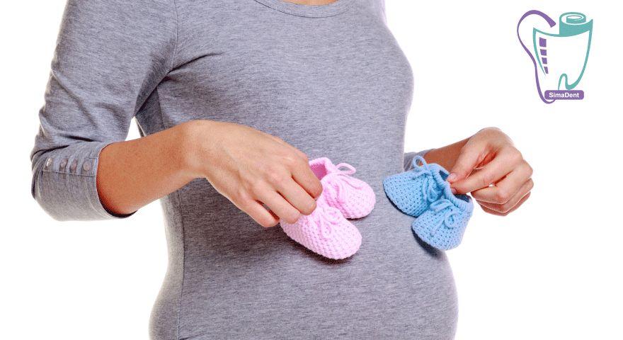 استرس در دوران بارداری ریسک پوسیدگی دندانی در کودک را افزایش می دهد.