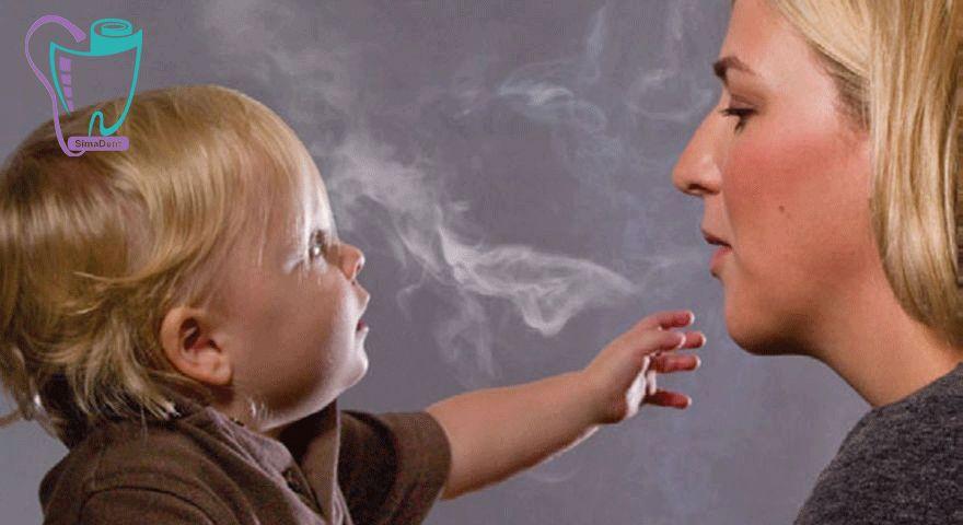 استنشاق دود سیگار محیطی، ریسک پوسیدگی دندان در کودکان را دو برابر می کند.