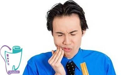 حساسیت دندان | علت | علائم | درمان
