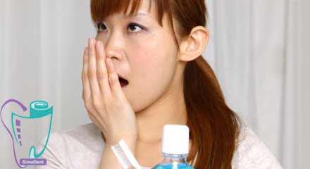 جلوگیری و کنترل هالیتوز یا بوی بد دهان