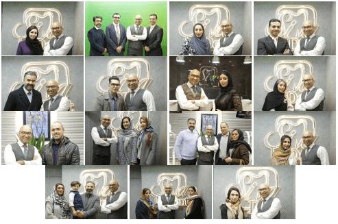 افتتاح کلینیک جدید سیمادنت واقع در ستارخان